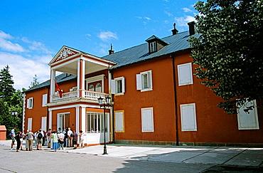 Kings Palace, National Museum, Cetinje, Montenegro, Former Yugoslavia