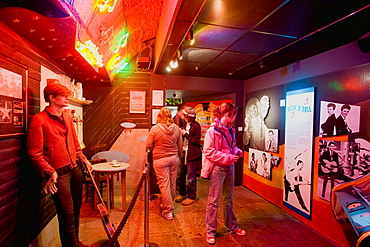 Albert Dock, Beatles Story Museum, Liverpool, England, UK