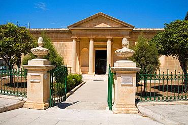 Domus Romana Museum, Roman Domus, Museum Esplanade, Rabat, near the medieval city of Mdina, Malta