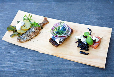 Finland, Aland Island Gastronomy Typical dish