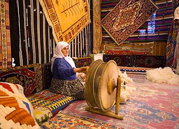 Turkey Carpet Factory