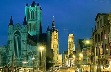 Cathedral of Saint Bavon (Sint-Baafskathedraal), Gent, Belgium