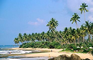 Beach, Galle, Sri Lanka