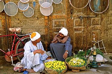 Souq, basaar, Aswan, Egypt.