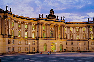 Humboldt University, Berlin, Germany