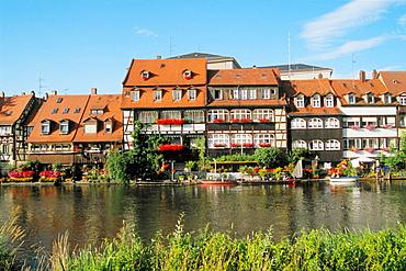 Germany, Bavaria, Bamberg, Little Venice