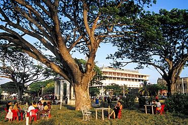 Forodhani Gardens, Stone Town, Zanzibar, Tanzania