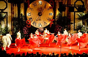 New Year's Eve, midnight ball, Emperor's ball, Vienna, Austria