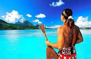 Bora Bora, Leeward Island, French Polynesia