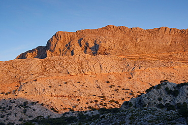 Penyal des Migdia, 1356 meters, Soller, Sierra de Tramuntana, Mallorca, Balearic Islands, Spain