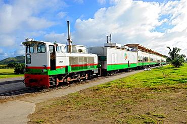 St Kitts Scenic Railway Basseterre Caribbean Island Cruise NCL