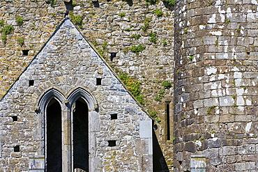 Cormacs Chapel, Rock of Cashel, County Tipperary, Ireland, Europe