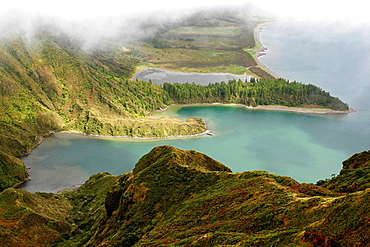 Lagoa do Fogo / Sao Miguel Island / Azores / Portugal