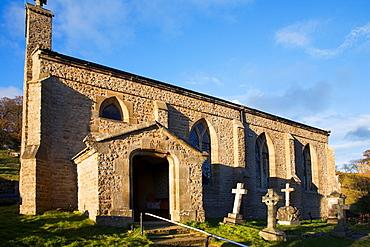 Holy Trinity Church Low Row North Yorkshire England