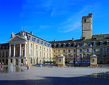 Palais des ducs de Bourgogne Dukes of Burgundys Palace, Dijon, Côte-dOr departement, Burgundy, France
