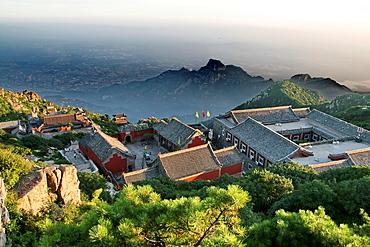 China, Taishan