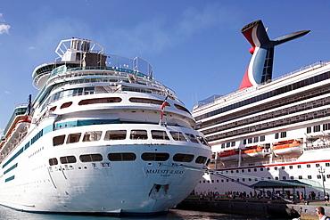 Cruises, Key West, Florida, USA