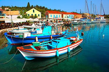 Fiskardo Fsd, Kefalonia, Greek Ionian Islands