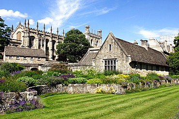 Christ Church War Memorial Garden Oxford