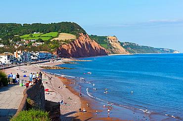 Sidmouth, Devon, England, United Kingdom, Europe
