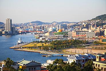 Cityview of Nagasaki, Japan