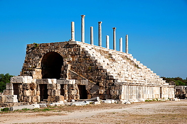 The Hippodrome , Al Bass site , Tyre Sour, UNESCO World Heritage Site Lebanon