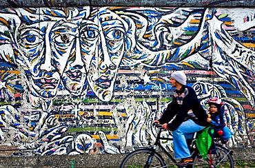 East Side Gallery Berlin Germany