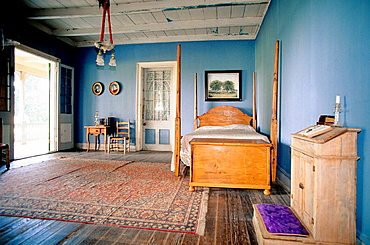 Norman Marmillon 's cajun Laura Plantation, Vacherie, Louisiana, United states (USA)