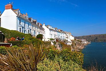 Fowey, Cornwall, England, United Kingdom, Europe