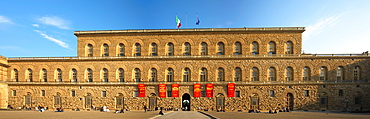 Italy, Tuscany, Florence, Palazzo Pitti