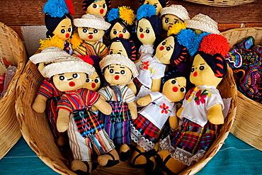 Souvenirs, Panajachel Atitlan Lake Solola Department Guatemala