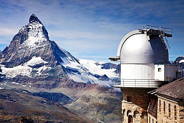 Matterhorn and Gornergrat Observatory, Switzerland