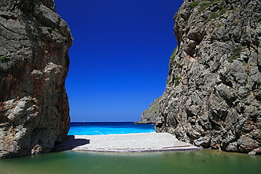 Sa Calobra Mallorca Spain.