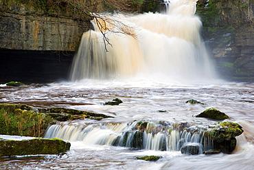 West Burton Waterfall West Burton Yorkshire Dales England