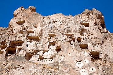 soganli valley, landscape, cappadocia, anatolia, turkey, asia