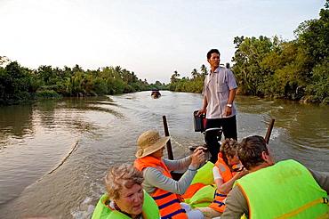 Mang Thit, Mekong Delta, Vietnam