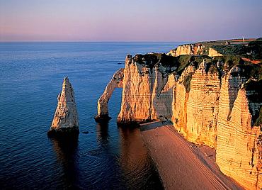 France, Europe, Normandy, Etretat, cliffs, rocks, cliffs, erosion, coast, cliff coast, sea, scenery, landscape, mood, . France, Europe, Normandy, Etretat, cliffs, rocks, cliffs, erosion, coast, cliff coast, sea, scenery, landscape, mood,