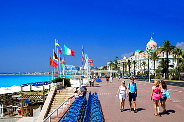 France, Europe, town, Nice, Cote dAzur, French Riviera, Southern France, city, July 2007, Europe, Mediterranean sea, . France, Europe, town, Nice, Cote dAzur, French Riviera, Southern France, city, July 2007, Europe, Mediterranean sea,