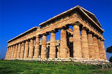 Italy, Europe, Paestum, town, Capaccio, Province of Salerno, Campania region, UNESCO, world heritage, ancient greece, . Italy, Europe, Paestum, town, Capaccio, Province of Salerno, Campania region, UNESCO, world heritage, ancient greece,