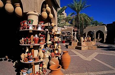 Oman, middle East, Nizwa, Souk, Bazar, Market, pottery, potteries, ceramics, store, shops, stores, shopping, tourism. Oman, middle East, Nizwa, Souk, Bazar, Market, pottery, potteries, ceramics, store, shops, stores, shopping, tourism