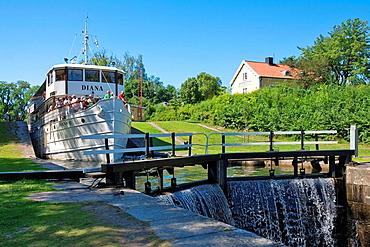 10851433, Sweden, Borenshult, Oestergotland, Boat, . 10851433, Sweden, Borenshult, Oestergotland, Boat,