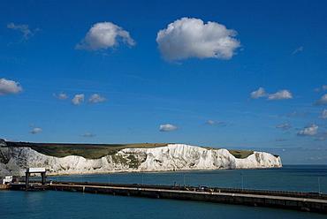 10852496, Europe, UK, England, Kent, Dover, White. 10852496, Europe, UK, England, Kent, Dover, White