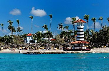 Playa Dominicus, Bayahibe, La Romana, Dominican Republic. Playa Dominicus, Bayahibe, La Romana, Dominican Republic