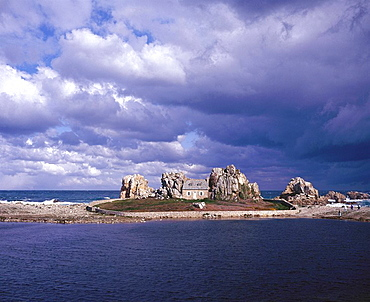 Le Gouffre, Brittany, France