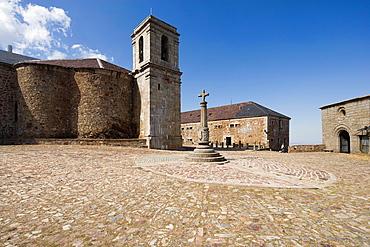 Santuario de la Pena de Francia, Sanctuary of Rock of France, El Cabaco, Salamanca province, Castilla y Leon, Spain