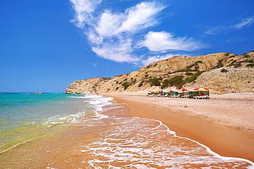 Cavo Paradiso Beach, Kos Island, Dodecanese, Greece