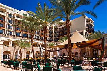 Jordan, Aqaba, Movenpick Hotel, exterior
