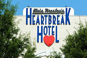 Heartbreak Hotel Memphis USA