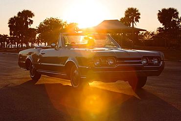 Vintage Cadillac Convertible