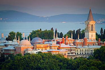 Topkapi Palace Istanbul, Turkey